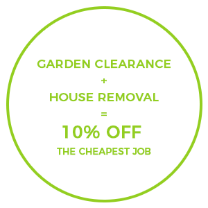 House Removal and Garden Clearance Offer